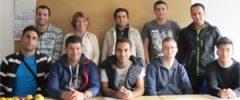 Erste Berufsorientierung für syrische Flüchtlinge