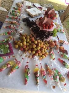 Gemeinsames Zuckerfest mit den Bewohnern der UPW in Poppenbüttel