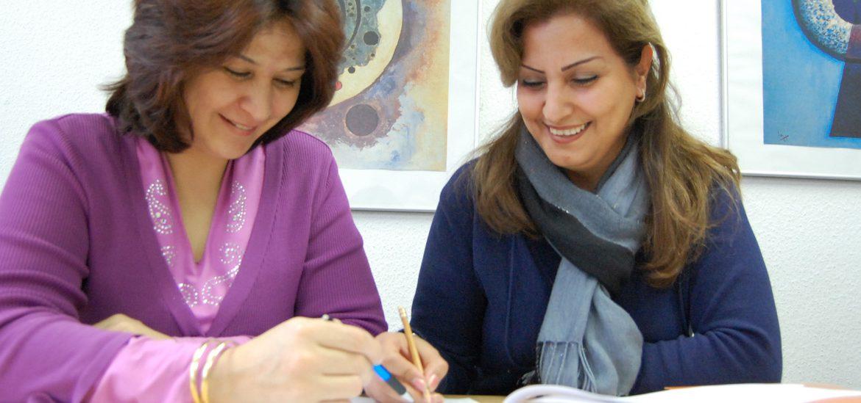 Neue Sprachförderung - Niedrigschwellige Frauenkurse