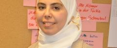 Ahoi Hamburg – Die ehrenamtliche Multiplikatorin Dania Yakoub hilft anderen Geflüchteten