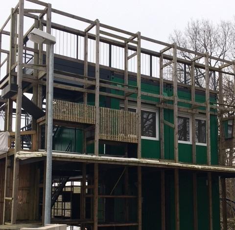 Neu! Trägerschaft der Sozialberatung an der Unterkunft Perspektive Wohnen, Ohlendiekshöhe Poppenbüttel