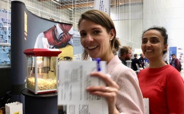 Erfolgreiche Teilnahme an der Jobmesse Süderelbe