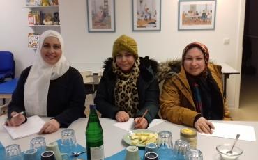 Unterstützung und Förderung für Frauen