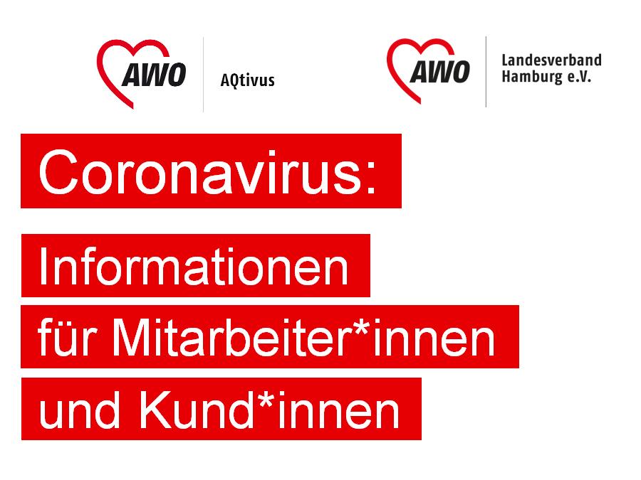Allgemeine Informationen zu Covid-19 (Coronavirus)