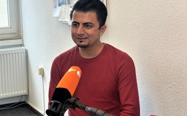 ZDF zu Besuch beim Projekt Chancengenerator
